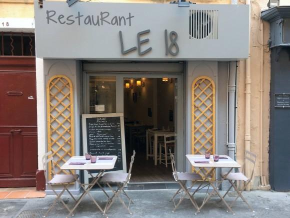 Restaurant Le 18