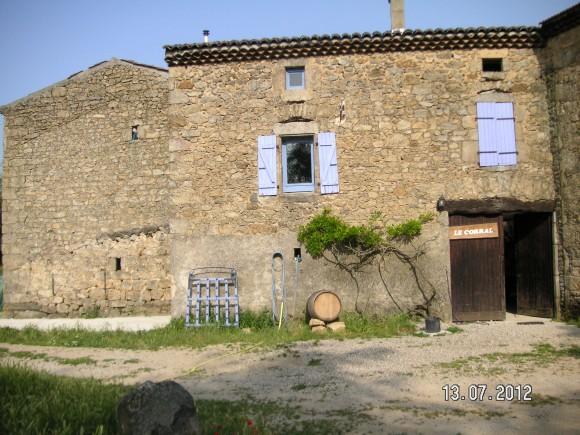 Le Corral, Hébergement et balade à cheval en Ardèche Verte