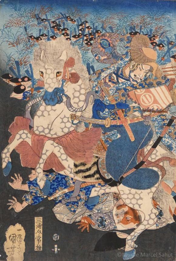 Conférence. Chevaliers et samouraïs