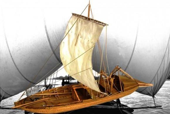 """Exposition """"Les petits bateaux Ligériens"""""""