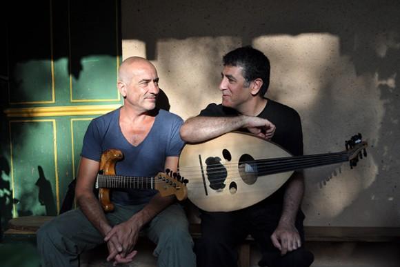 Interzone + 1ère partie Yoann Minkoff et Kris Nolly