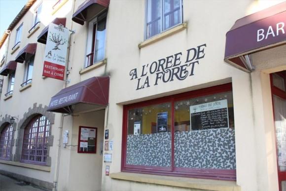 Hôtel - Restaurant A l'Orée de la Forêt