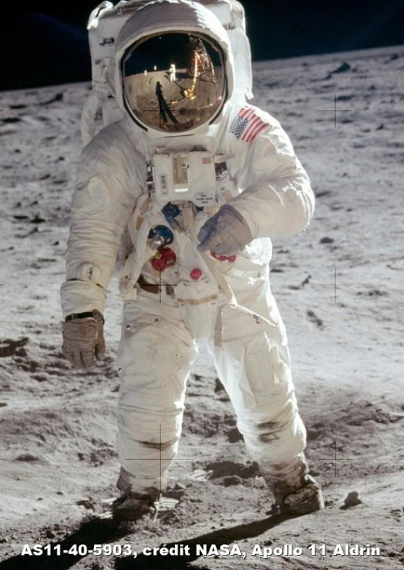 """""""50ème anniversaire du premier homme sur la Lune"""""""
