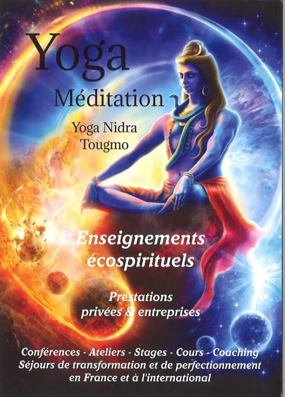YOGA MEDITATION ENSEIGNEMENTS ECOSPIRITUELS