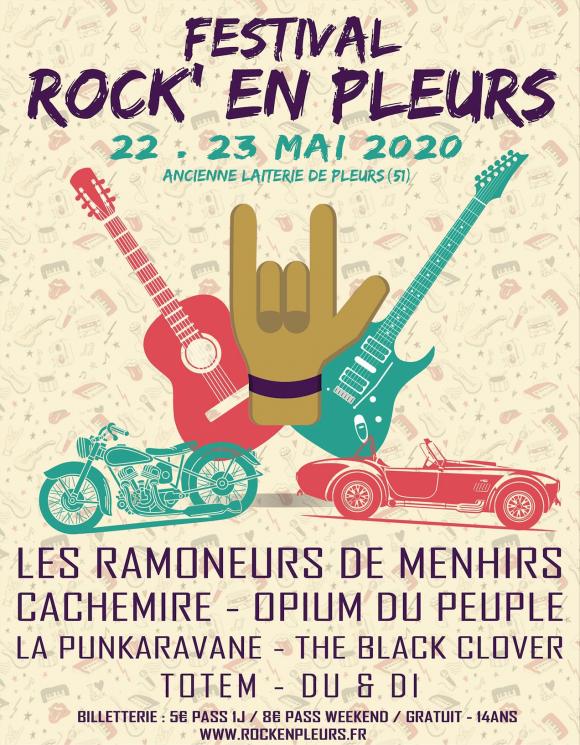 Festival Rock'en Pleurs #8