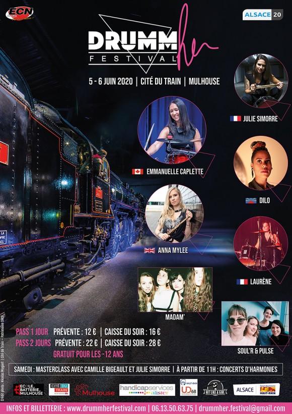 Drumm'her Festival 2020
