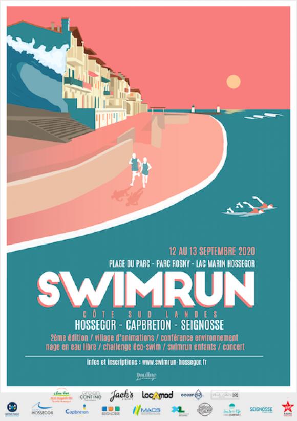 Swimrun Côte Sud Landes – Hossegor 2020, Soorts-Hossegor