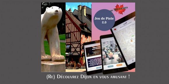 Escape Game extérieur à Dijon : Le Trésor de Pompon
