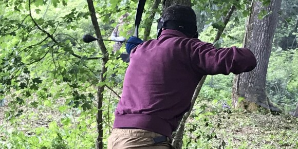 Archery Battle en forêt - Arc aventures