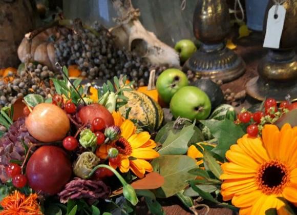 Ateliers d'art floral aux Jardins Secrets