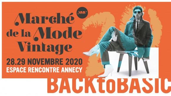 Marché de la Mode Vintage Annecy