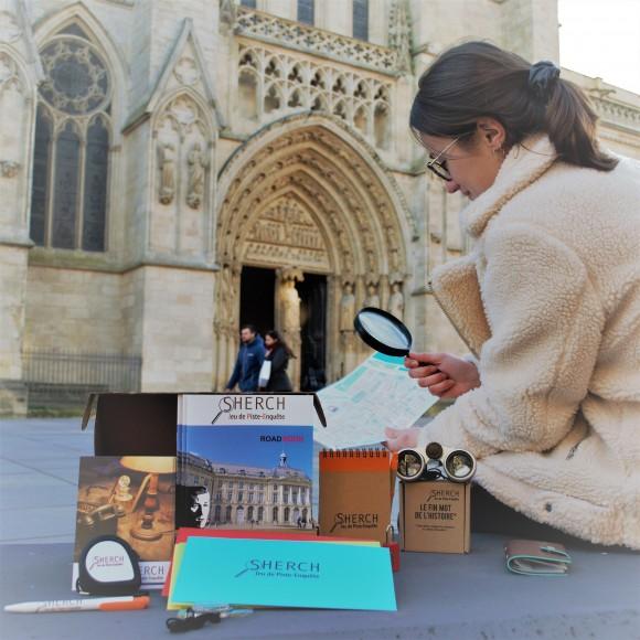 """Jeu de piste-enquête à Bordeaux : """"Braquage au Port de la Lune"""""""