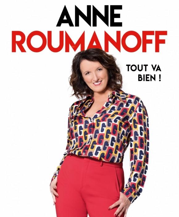 Anne Roumanoff «Tout va bien»