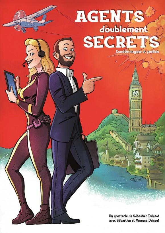 Agents doublement secrets