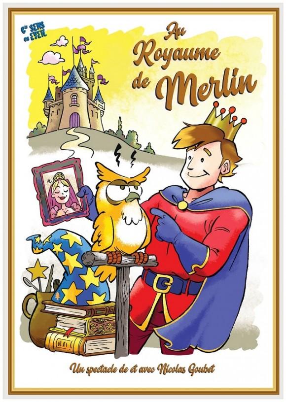 Au royaume de Merlin
