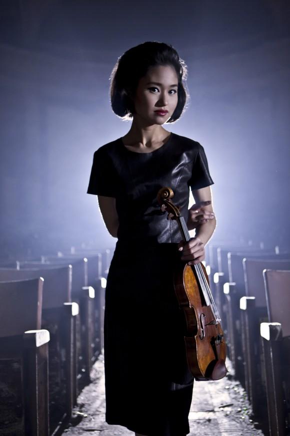 40ème Festival de la Vézère (Sayaka Shoji, violon et François Dumont, piano)
