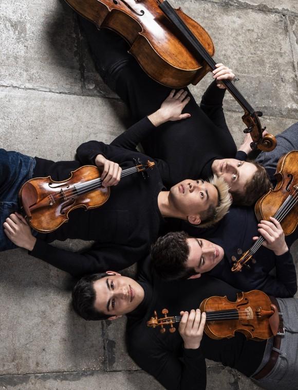 40ème Festival de la Vézère (Quatuor Arod)
