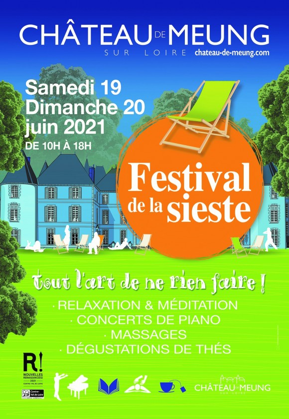 Le Festival de la Sieste