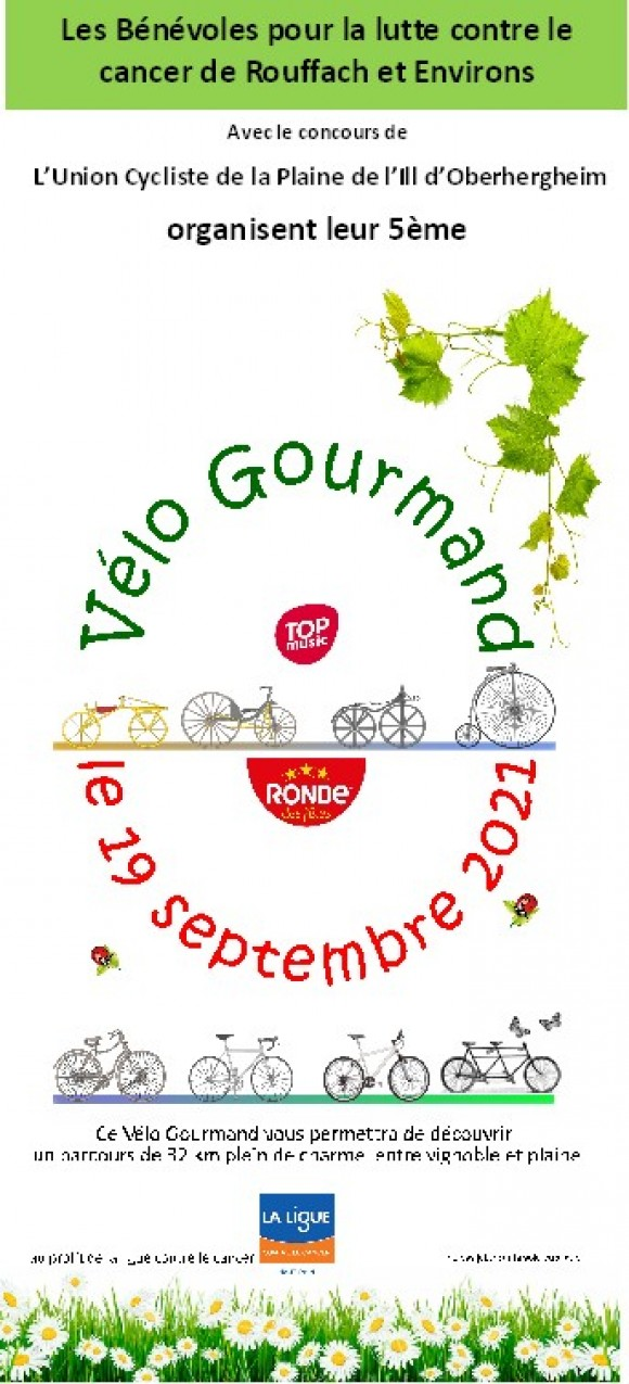 vélo gourmand