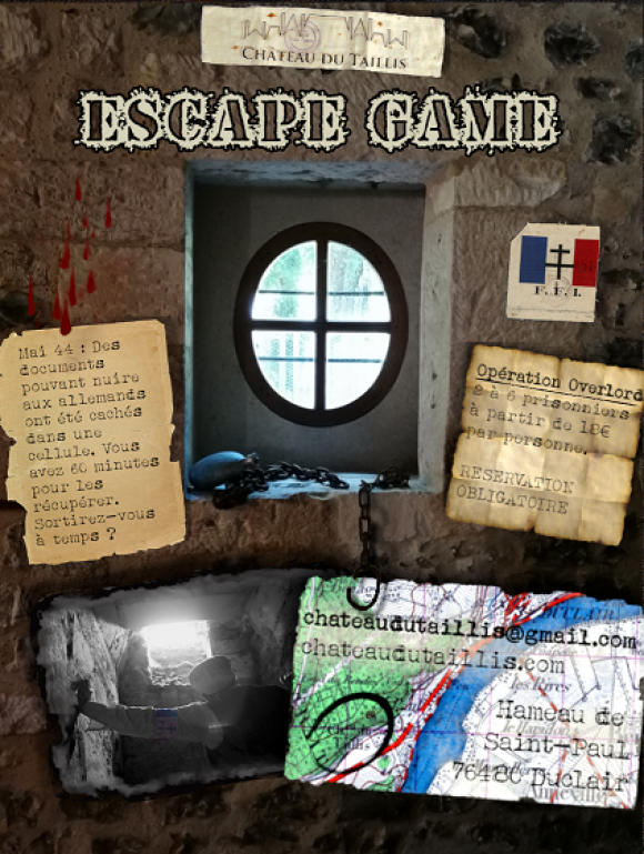 Escape Game Opération Overlord