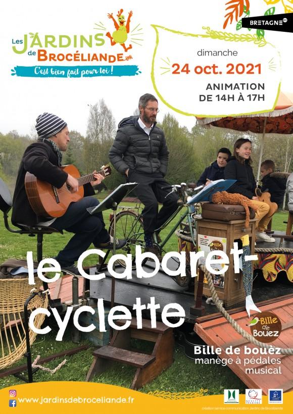Le Cabaret-cyclette