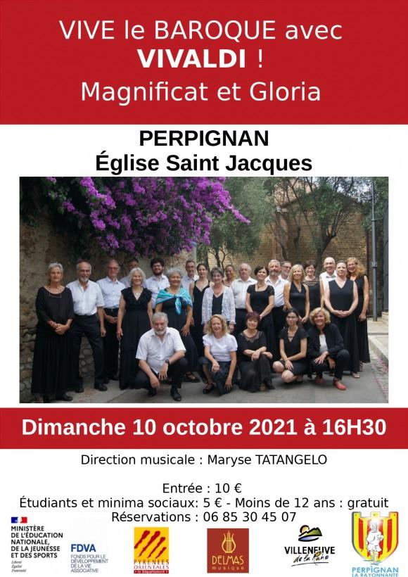 Concert de l'Ensemble Vocal Madrigalis